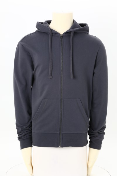 Allmade French Terry Full-Zip Hoodie 360 View