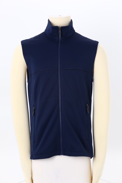 Interfuse Smooth Face Fleece Vest - Men's 360 View