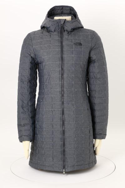 The North Face Thermoball Long Jacket - Ladies' 360 View
