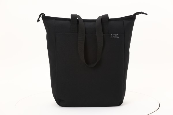 Renew Zippered Tote 360 View