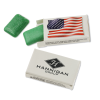 Peppermint US Flag Gum 2 Piece Box