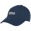 Curved Visor Brushed Twill Cap - Transfer