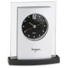Desktop Analog Clock - Black Base