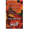 View the Bic 20 mil Jumbo Business Card Magnet