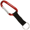 View Image 1 of 2 of Anodized Carabiner Keyholder