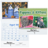 Puppies & Kittens Calendar - Pocket