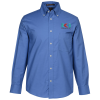 Structure Stain Release Oxford Shirt - Men's