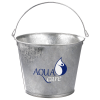 View Image 1 of 3 of 5 qt. Galvanized Metal Pail