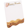 Bic Beveled Sticky Note Pad - Angled Wave Shape