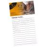 Bic Business Card Magnet with Notepad