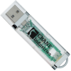 USB 2.0 Flash Drive - 2GB - Translucent