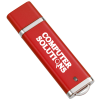 View Image 1 of 3 of USB 2.0 Flash Drive - 2GB - Opaque