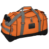 """View Image 1 of 2 of Deluxe Travel Duffel - 22"""""""