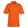 View the Jerzees SpotShield Jersey Knit Shirt - Men's - Embroidered