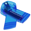 Keep-it Clip - Awareness Ribbon - Translucent