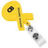 Ribbon Retractable Badge Holder - Opaque