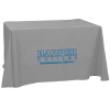 Open-Back Poly/Cotton Table Throw - 4'