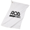 View Image 1 of 2 of Deluxe Hemmed Golf Towel - White