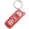 Cell Phone Soft Keychain - Translucent