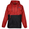 View Image 1 of 5 of Harriton Packable Nylon Jacket - Embroidered
