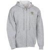 View the Gildan Full-Zip Hoodie - Men's - Embroidered