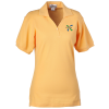 Stature 100% Baby Pique Polo - Ladies'