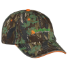 Camouflage Cap - Embroidered