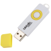 View Image 1 of 5 of Ring-Round USB Drive - 2GB