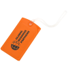 View Image 1 of 3 of Explorer Luggage Tag - Opaque - 24 hr
