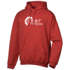 Gildan 50/50 Hooded Sweatshirt - Screen - Colors