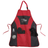 View Image 1 of 6 of Grill Master BBQ Apron