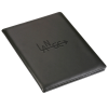 Calc-U-Writer Leather Folder - Debossed
