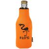 View Image 1 of 3 of Zip-Up Bottle Koozie® Kooler