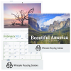 Beautiful America Calendar - Pocket