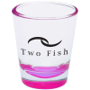 Shot Glass – 1.75 oz.  – Bottom Color
