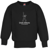 Hanes ComfortBlend Sweatshirt - Youth - Screen