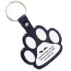 Paw Shaped Keychain - Opaque