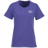 Blue Generation Jewelneck Tee - Ladies'