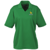 Moisture Management Polo with Stain Release - Ladies'