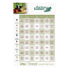 Wine & Food Pairing Magnet - 6x4 - 20 mil