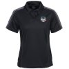 Performance Pique Colorblock Polo - Ladies'