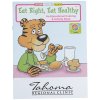 View the Eat Right, Eat Healthy Coloring Book
