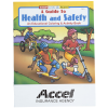 A Guide To Health & Safety Coloring Book