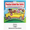 Practice School Bus Safety Coloring Book