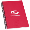 Colorplay Spiral Bound Recycled Notebook