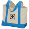 View Image 1 of 4 of Marketplace Tote Bag - Screen - 24 hr