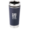 Leatherette Tumbler - 16 oz. - Screen