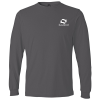 Anvil Ringspun 4.5 oz. LS T-Shirt - Men's - Colors