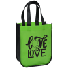 """View Image 1 of 2 of Laminated Fashion Tote - 11-3/4"""" x 9-1/4"""""""