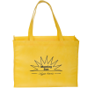 Gusseted Polypropylene Tote - 16